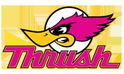 Thrush Exhausts Logo