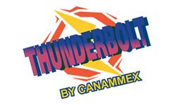 Thunderbolt Exhaust Logo